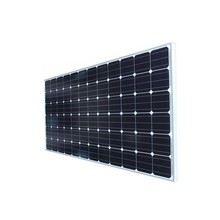lowest price Monocrystalline all black 24V/36V/48V solar panel 300w 310w 320w 350w for home system