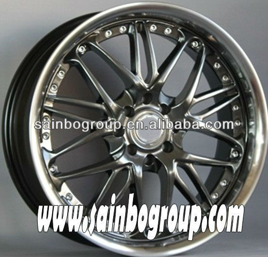 high quality used alloy wheel 502012