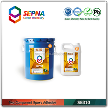 Heat resistant epoxy resin ceramic adhesive/ glue for bonding ----SE310