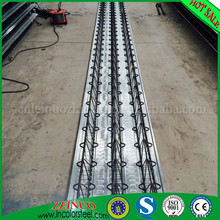 high quality TD6-250 type Steel Truss Steel Decking Prices Slab of reinforced concrete structures easy to install