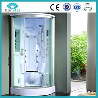 Best Acrylic back cheap price Touch Screen shower room with low tary
