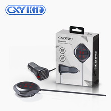 GXYKIT 3.5mm Jack Universal Mobile MP3 Player Wireless FM Phone In Car Audio Transmitter