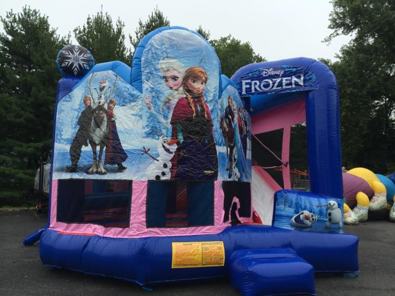 Bouncer Inflatable Jumping Bounce House