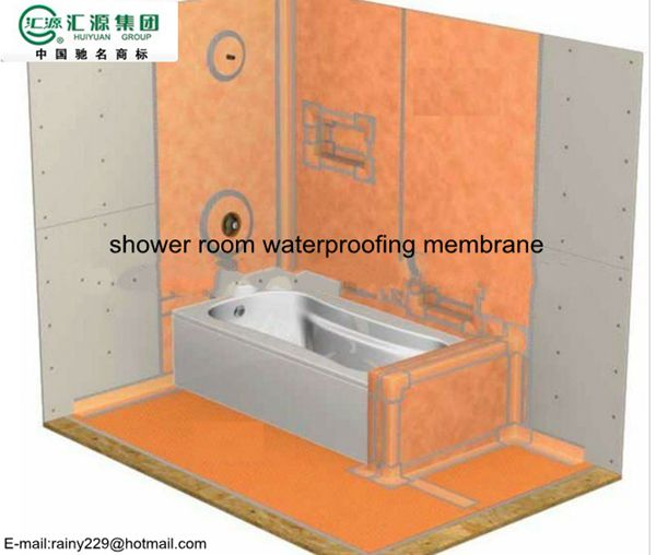 Membrane For Tile Shower Membrane For Tile Shower Suppliers And - Bathroom membrane for tiling