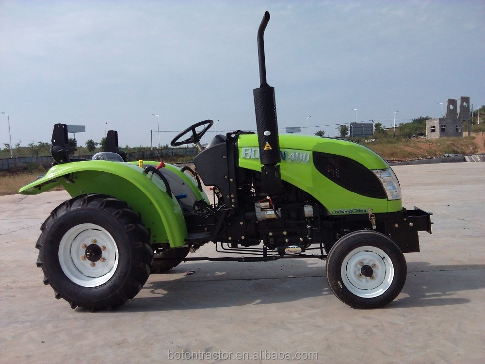 BOTON BTA400 2WD mini tractor with ROPS AND SUNROOF