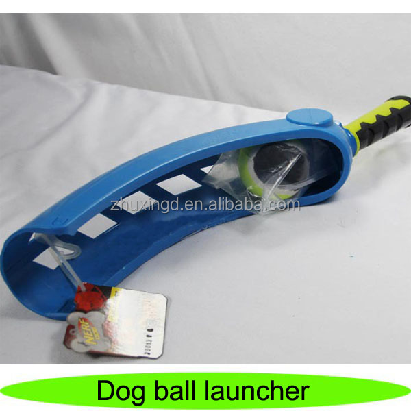 Wholesale pet dog tennis ball launcher