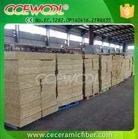 CCEWOOL Fireproof Basalt rock wool Thermal insulation material for oven