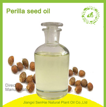 Food grade 100% pure natural perilla seed oil quuen in herb extract and essential oil wholesale for cooking oil
