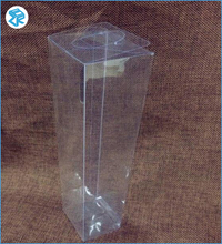 Custom PET folding umbrella packaging box plastic retail packing box toy packing boxes