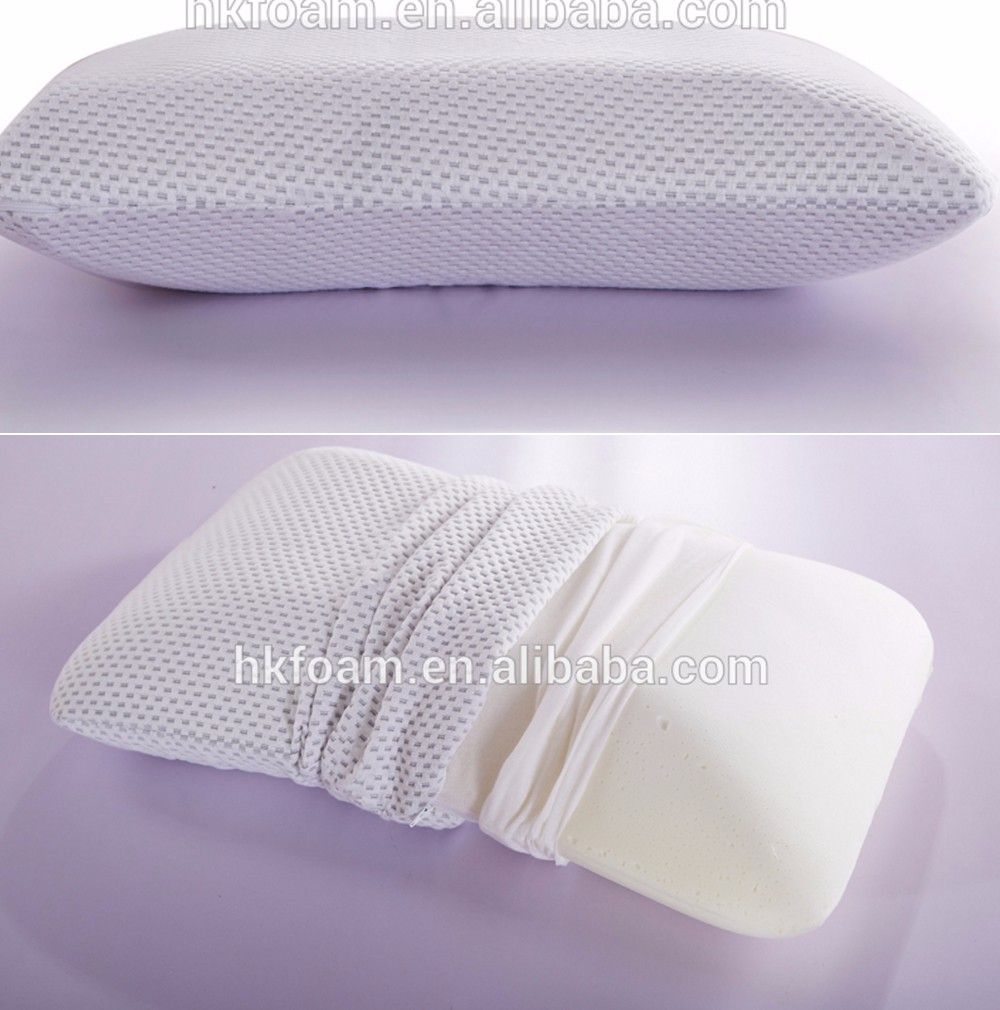 March Expo Traditional Shape aloe vera cooling gel Memory Foam Pillow