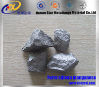 Trade assurance own factory certificated ferro siilicon Manganese used for steelmaking