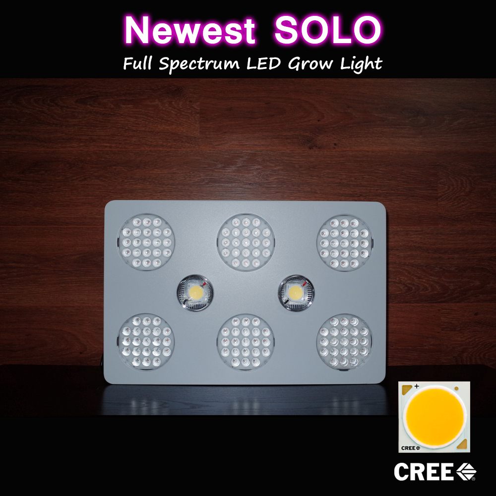 Factory wholesale hydroponically CXB3070 cob led 400w grow light with extreme air fans