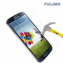 9H Hardness anti-shock anti fingerprint S4 tempered glass screen protector for Samsung Galaxy S4 tempered glass
