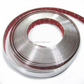 exterior accessories 3M adhesive chrome trim for photo frame