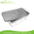 BBQ Barbecue Baking Making Food Fresh Aluminum Foil Plate Pans Seal With Lids