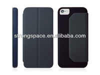leather+PC case for iphone5c