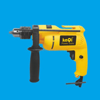electric hand drill machine with drill pipe