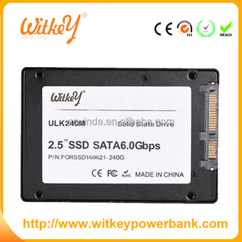 64g 120g 128g 250g 500g 1tB SSD with Marvell controller