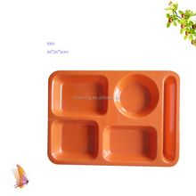 Plastic 4 Diviided Tray