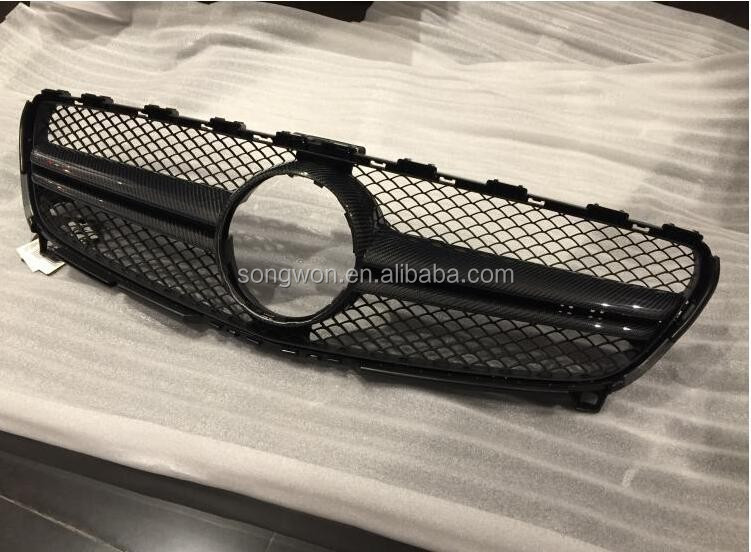 car front grille for benz w176 A45 A180/200/220/250/260