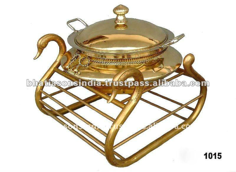 GOLD COLOUR chaffing dishes