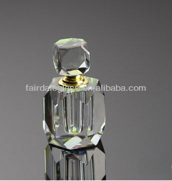 mini luxury crystal beautiful essence oil bottle