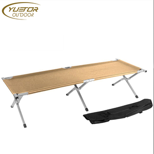 Military Style Folding Cot,Camping Folding Bed,Lightweight and durable Camping Bed