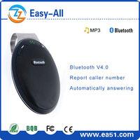 2016 wireless car kit music mini bluetooth speaker and mini bluetooth mp3 player