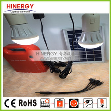 Chinese goods wholesales 3w solar protable generator, Low Cost 3w Solar Lighting System
