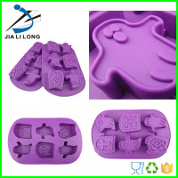 Halloween ghost silicone ice tray baking cake mold