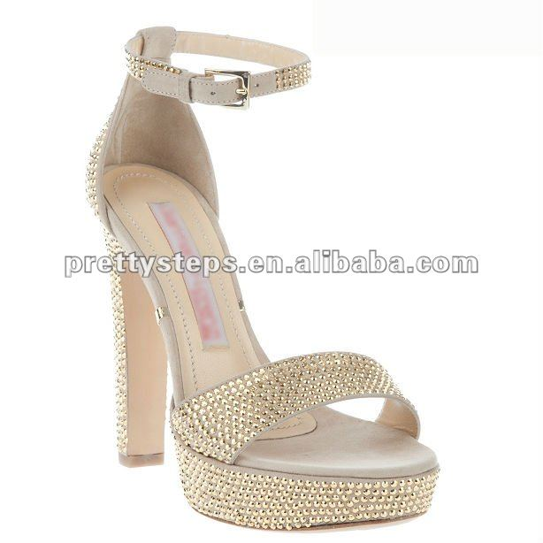 2012 Pretty Steps new fashion sexy hig heels women shoes ,women sandals shoes from China