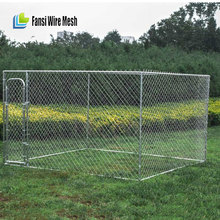 Dog House Cage 10 x 10 Kennel Cover Shade Shelter Outdoor Pen Pet Canopies