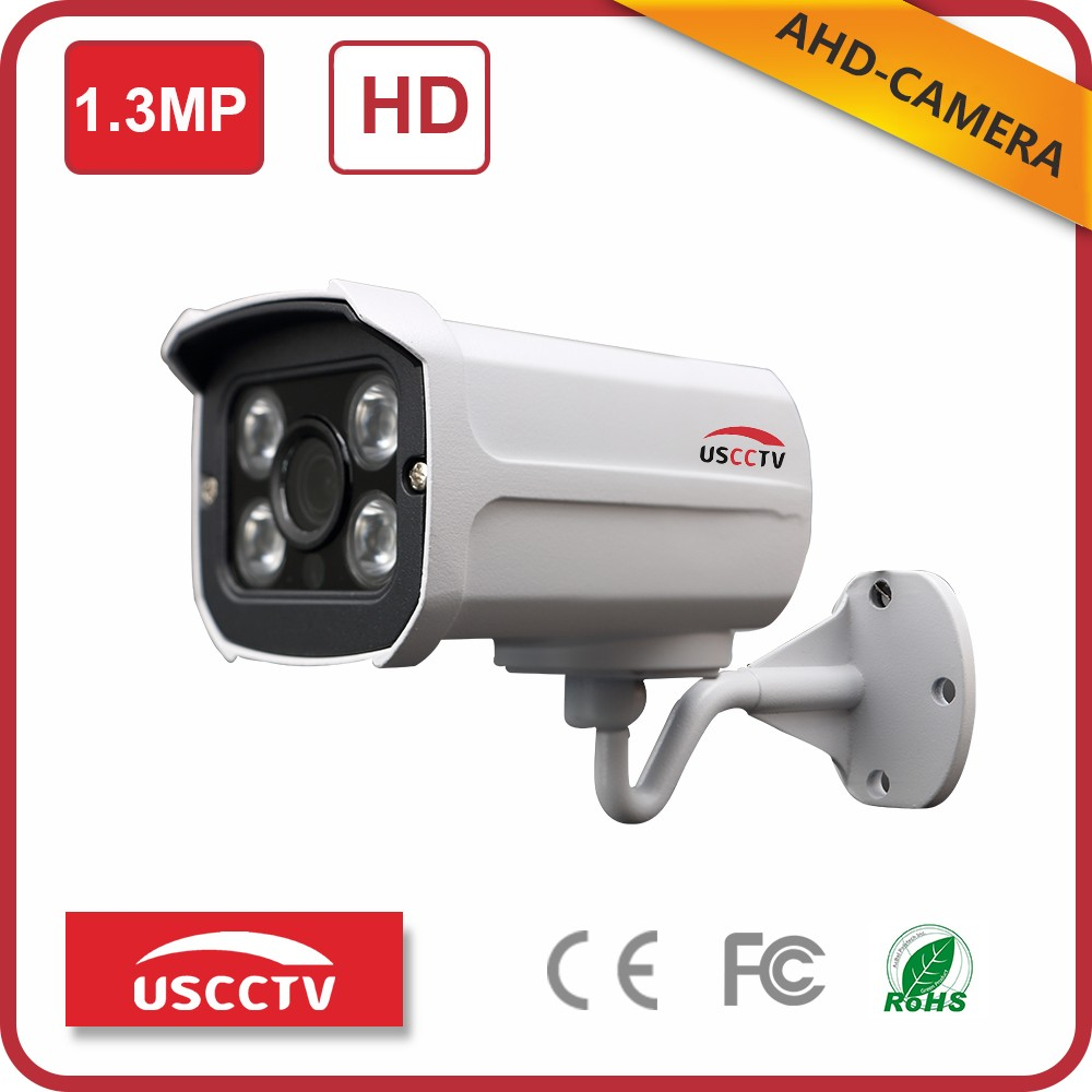 USC AHD ir array waterproof camera camaras