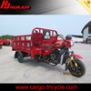 Chinese cargo motorcycles/trimotorcycle of load with 250cc water cooled engine