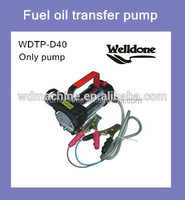 Low Pressure DC12V Electric fuel oil transfer pump