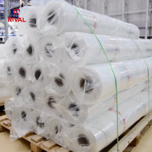 China Market UV Treated Breathable Poly Agricultural Greenhouse Plastic Film Rolls