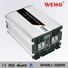 2kw modified sine wave power inverter with charger