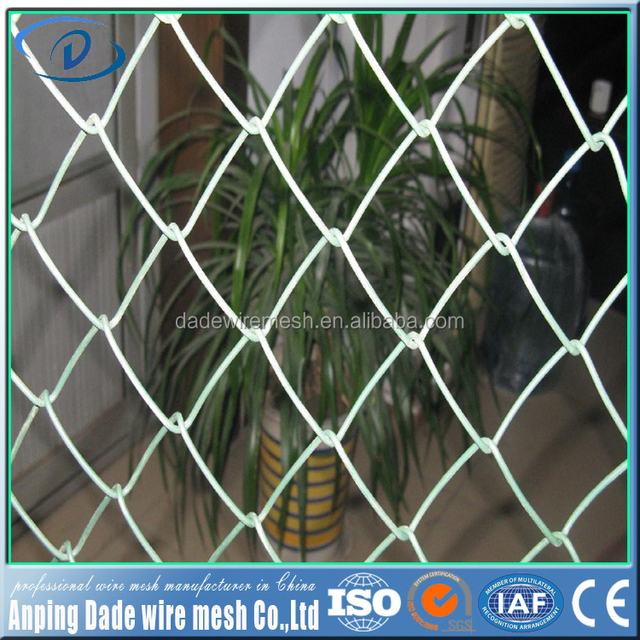 Anping Wholesale diamond wire mesh lowes vinyl fence panels