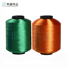 100% trefoiled fdy polyester yarn dty and thread polyester for ribbon