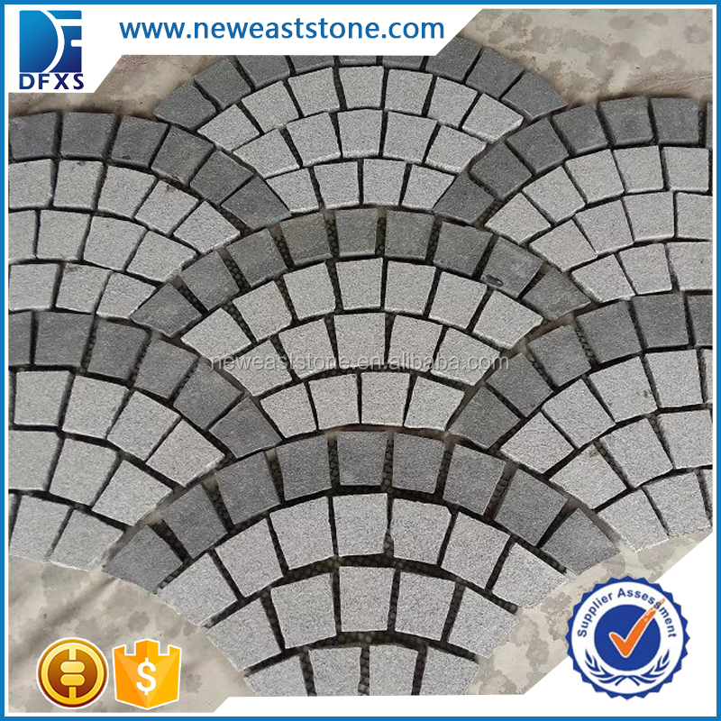 Professional supplier of types landscaping rock , paving stone ideas for sale