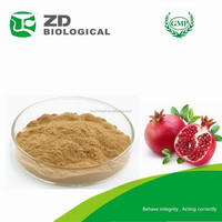 Organic Herbal Pomegranate Seed Extract (CAS.NO:476-66-4)