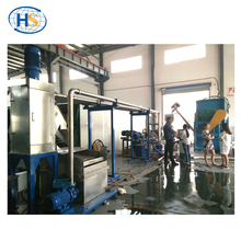 underwater pelletizer machine for plastic pellet