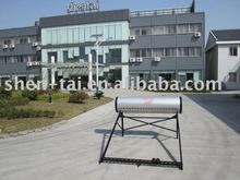 Shentai Compacted heat pipe solar water heater