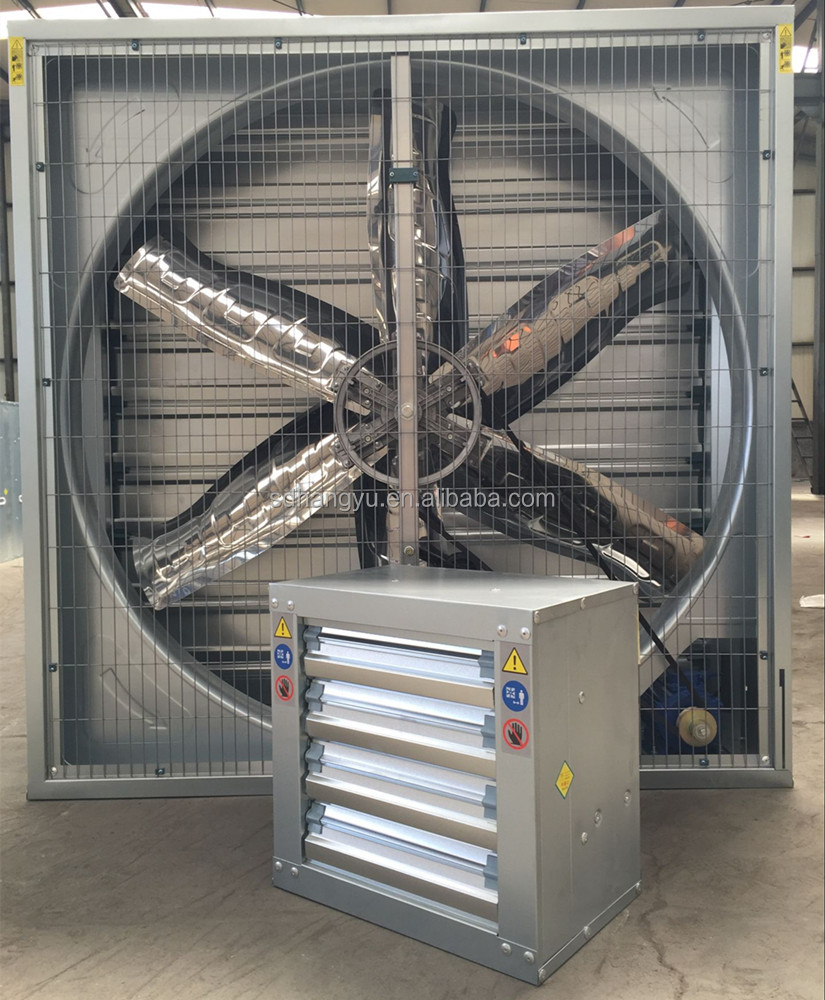 Heavy Hammer Axial Flow Chicken Poultry Fans(Small shutter fans) Hothouse fan with CE