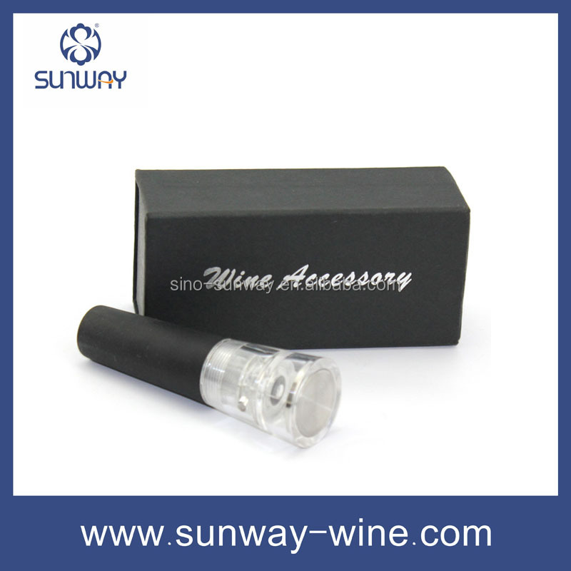 Custom personalized decorative wine bottle stoppers wholesale