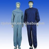 uniforms and workwear overcoat esd clothes antistatic