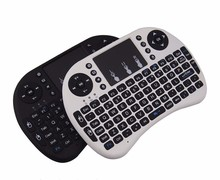 Factory price I8 Fly Air Mouse And Mini Wireless Gaming Keyboard 2.4ghz Remote Control Hot Sale I8