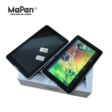 Mapan 7 inch tablet android 4.4.2 os with 3g sim card slot, mtk8312 tablet , tablet 7 inch slim phone call tablet
