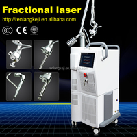 2016 Prefessional 10600nm fractional co2 laser scar remove/vaginal tightening co2 fractional laser