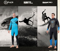 wholesale heated custom color diving surfing wetsuit for men
